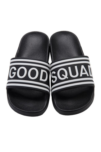 GOODIES SQUAD SLIDES | BLACK001