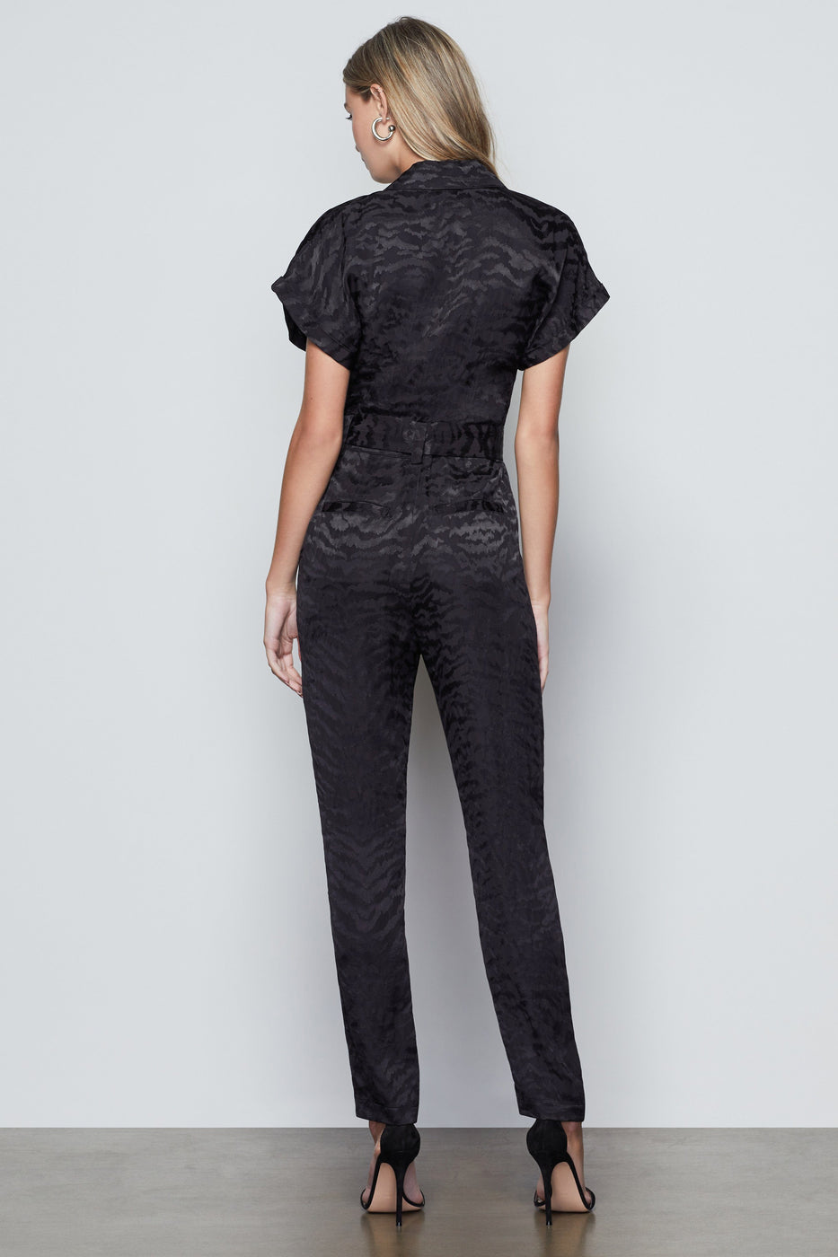 SUMMER BOSS JUMPSUIT | BLACK001