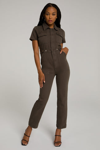 FIT FOR SUCCESS JUMPSUIT | SAGE001