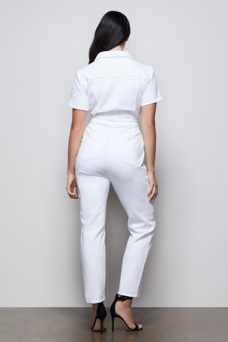 THE FIT FOR SUCCESS JUMPSUIT | WHITE001
