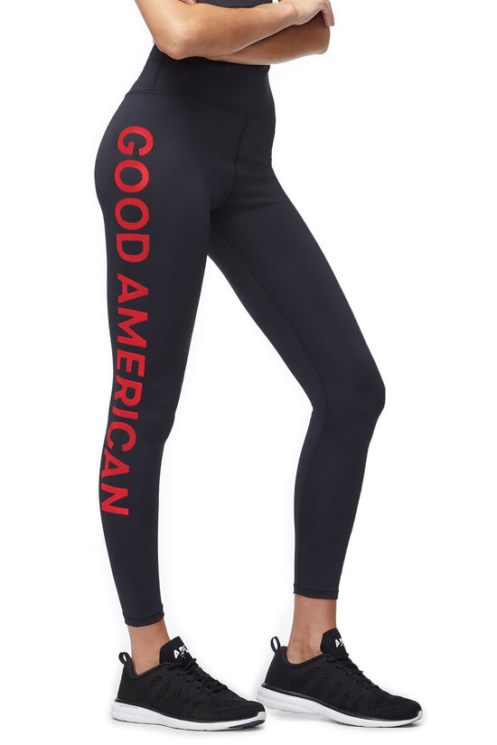 THE CORE POWER LEGGING | BLACK002