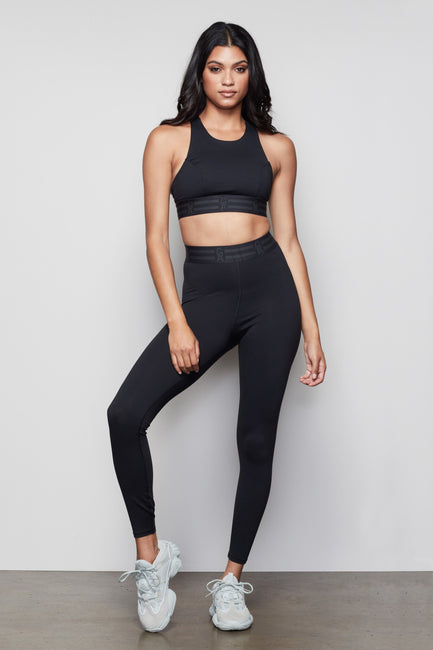 THE ICON LEGGING | BLACK001