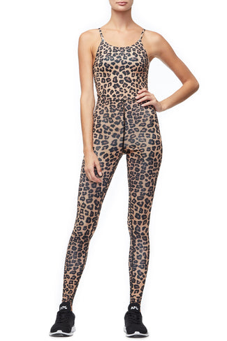 THE PRECISION JUMPSUIT | LEOPARD001