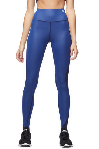 THE POWER LEGGING | BLUE001