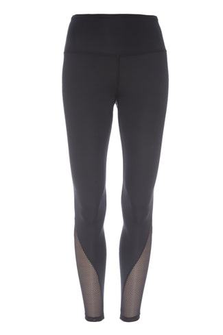 MESH INSET 7/8 LEGGING | BLACK001