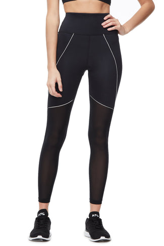 THE ELECTRIC MESH LEGGING | BLACK001