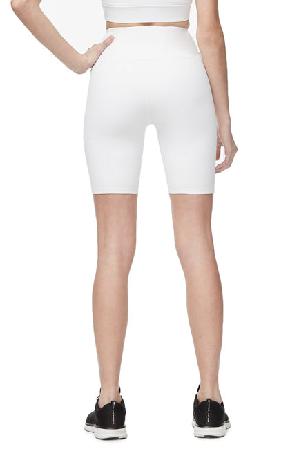 THE BIKE SHORT | WHITE001