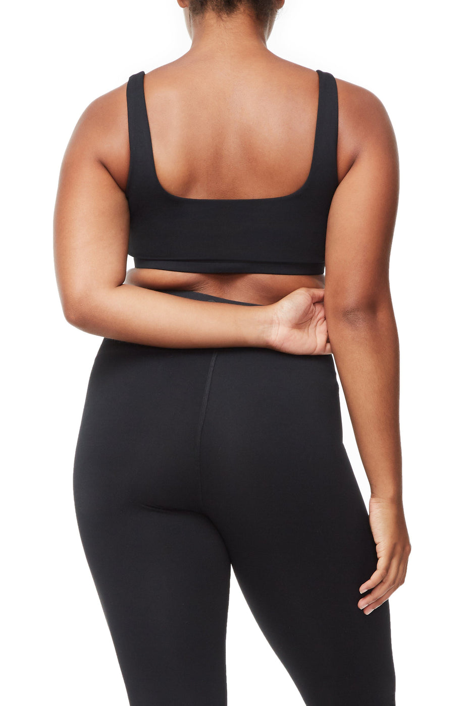 THE TRUE STRENGTH SPORTS BRA | BLACK001