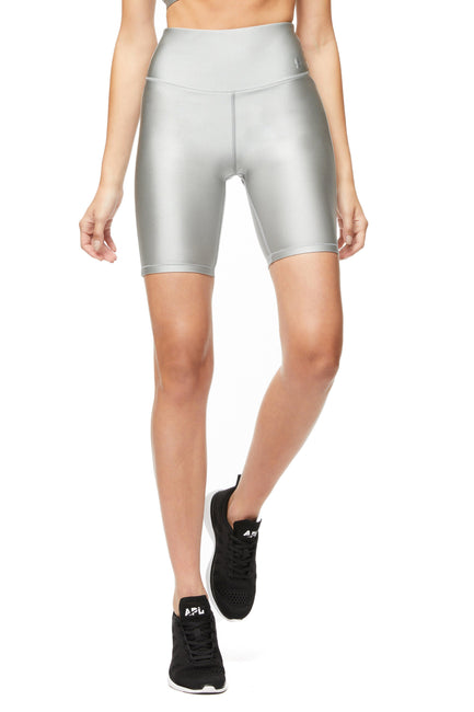 THE BIKE SHORT | SILVER001