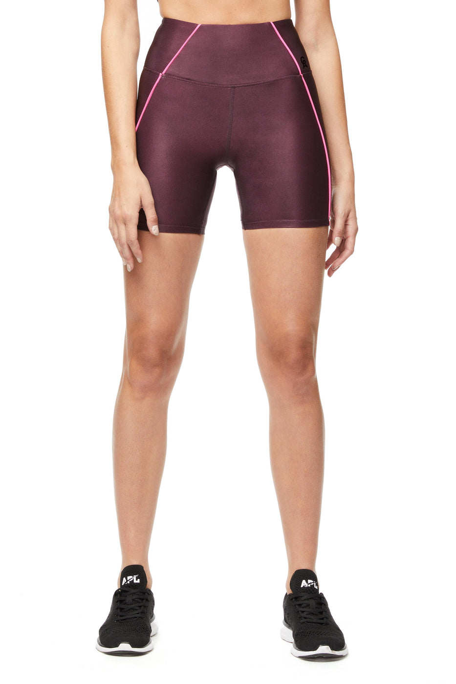 THE ELECTRIC FEEL BIKE SHORT | BORDEAUX001