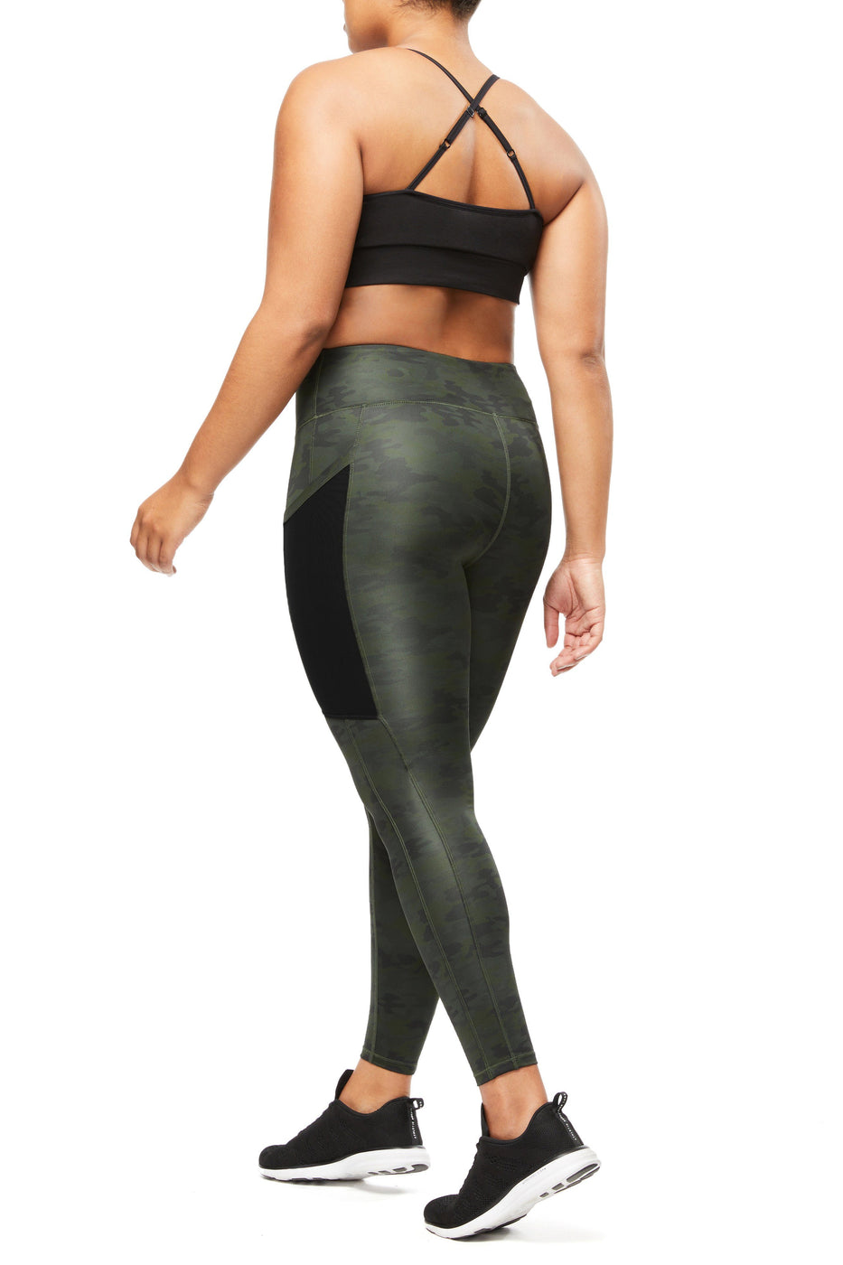 THE POCKET SCULPT LEGGING | CAMO002