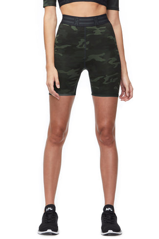 THE ICON BIKE SHORT | CAMO001