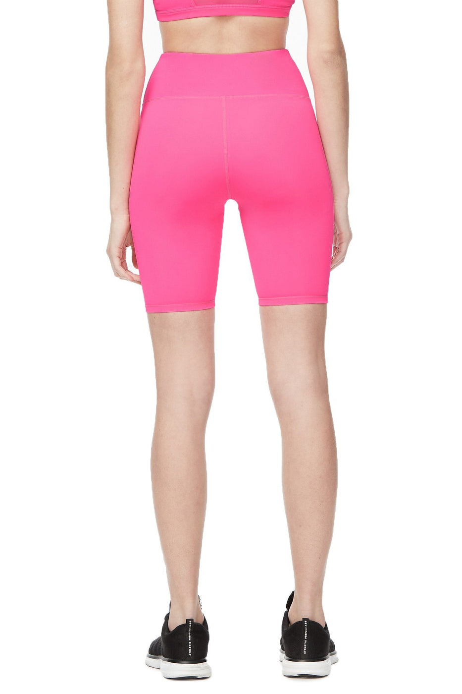 THE BIKE SHORT | NEON PINK001