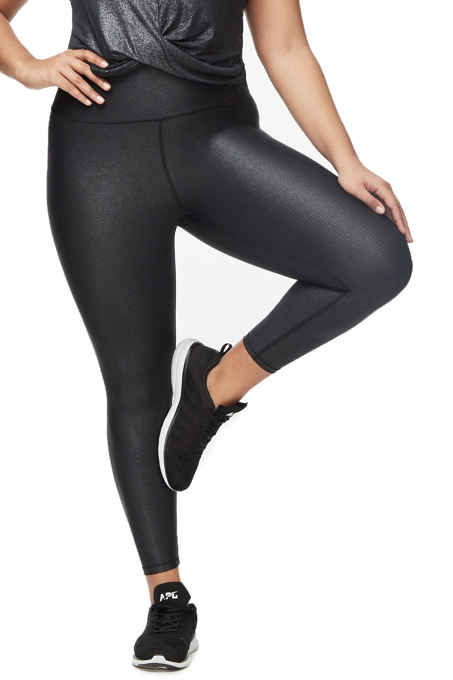 THE CORE STRENGTH 7/8 LEGGING | MOONLIGHT001