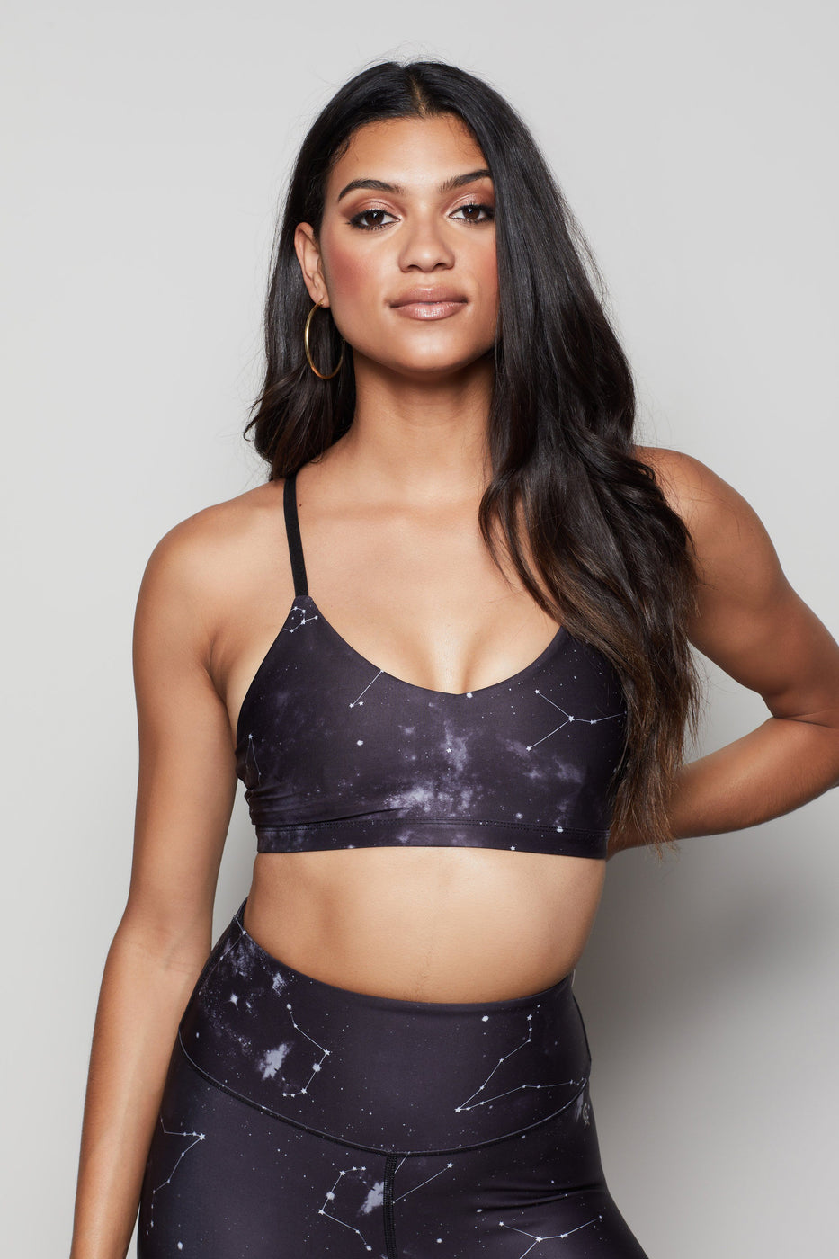 THE SCOOP BRALETTE | CELESTIAL001