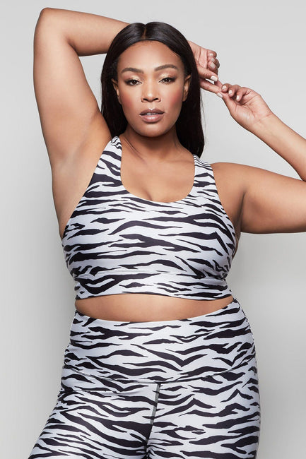 THE STEP BRA | ZEBRA001