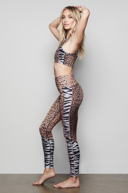 THE ELECTRIC FEEL LEGGING | MIXED ANIMAL001
