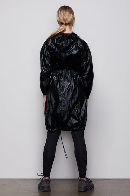 THE METALLIC DUSTER | BLACK METALLIC001