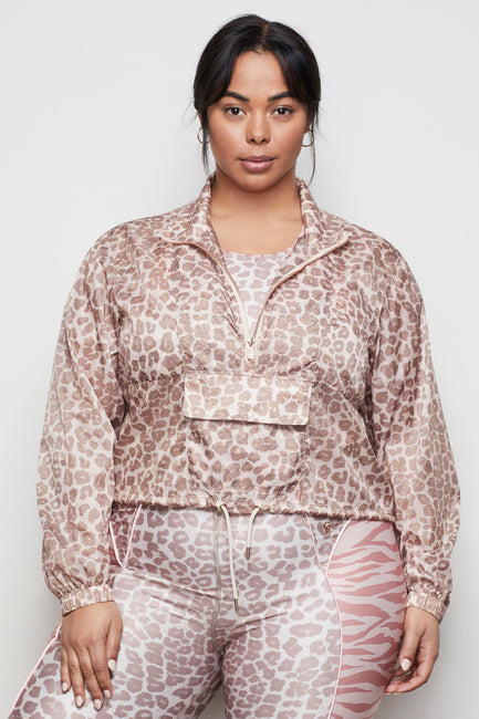 THE SHEER PULLOVER | DESERT LEOPARD001