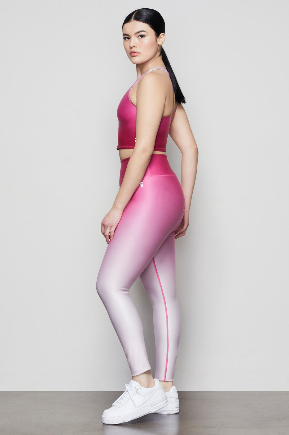 THE CORE STRENGTH LEGGING | ELECTRIC PINK001