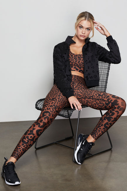 THE CORE STRENGTH LEGGING | CHAI LEOPARD001