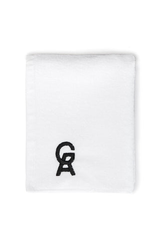 THE ICON SWEAT TOWEL | WHITE001