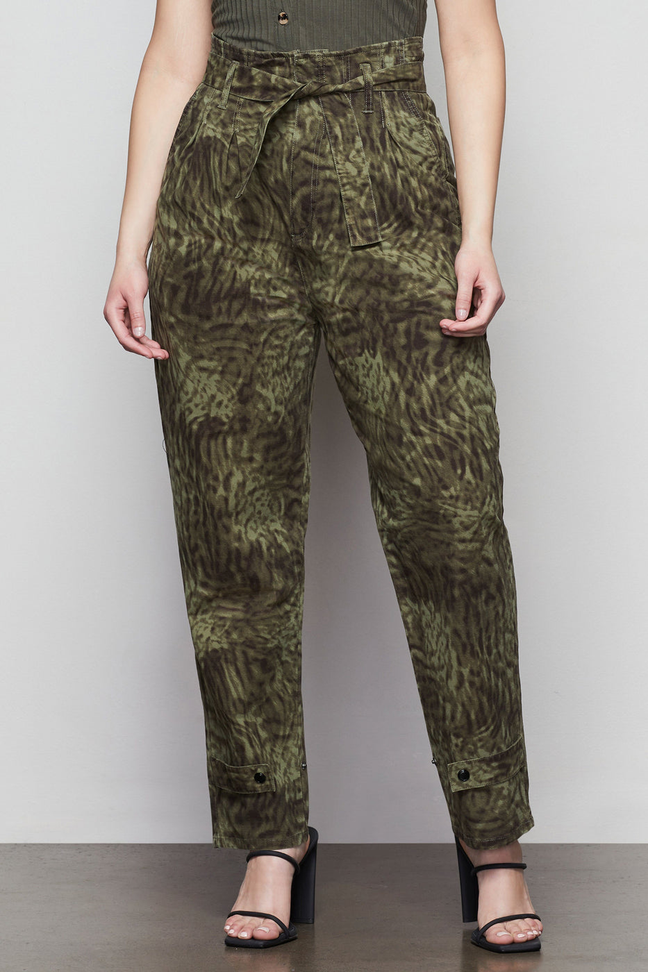 UPGRADE TROUSER | JUNGLE001