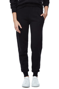 THE TWISTED SEAM PANT | BLACK001