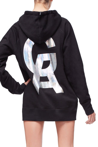 THE ICON HOODIE | BLACK001