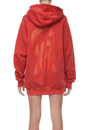 GOODIES ICON HOODIE | RED001