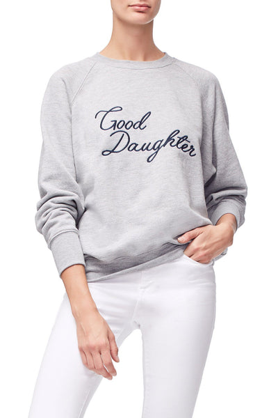 THE GOOD DAUGHTER SWEATER | GREY001