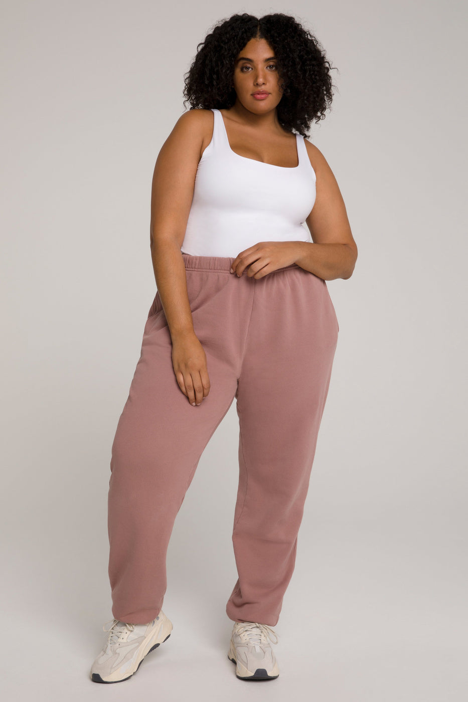 BOYFRIEND SWEATPANTS | DUSK001