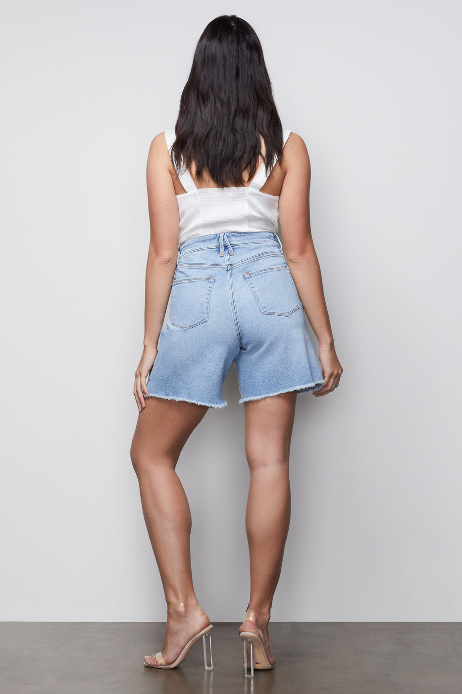 ALINE SHORT | BLUE428