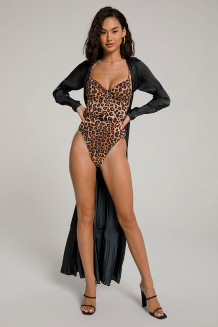 SHOWOFF ONE-PIECE | LEOPARD004