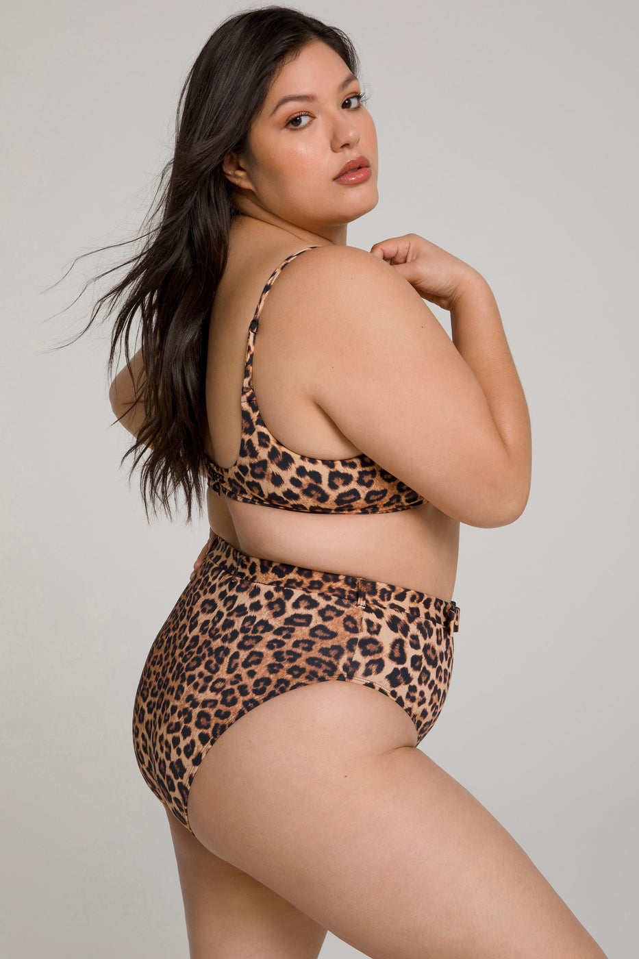 SHOWOFF CURVE TOP | LEOPARD004