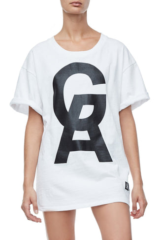 GOODIES ICON TEE | WHITE001
