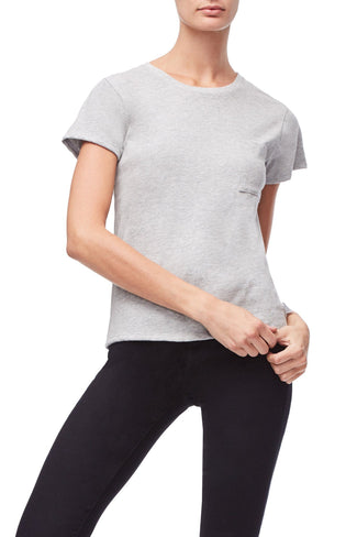 THE BOYFRIEND TEE | GREY001