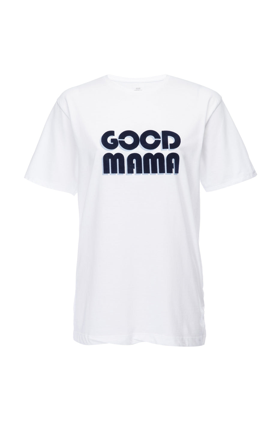 THE GOOD MAMA TEE | BLUE001