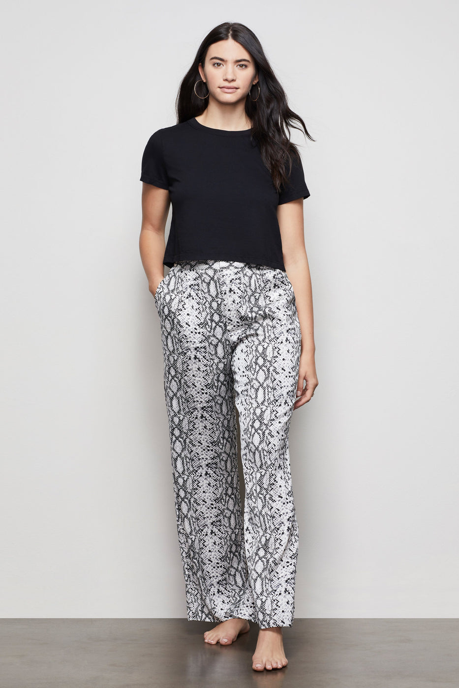 THE PURELY PYTHON WIDE LEG PANT | PYTHON001