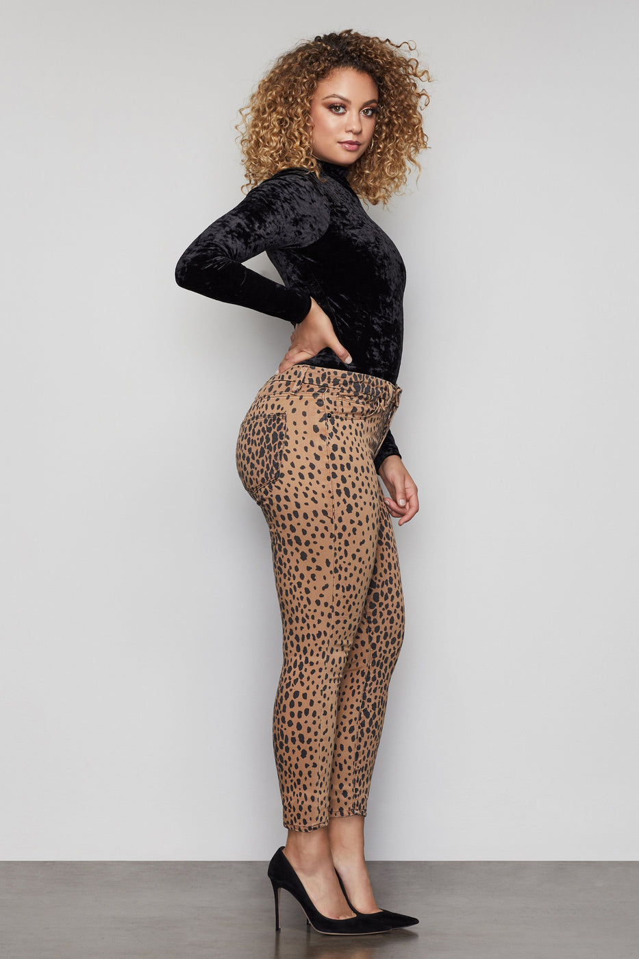 GOOD WAIST | CHEETAH003