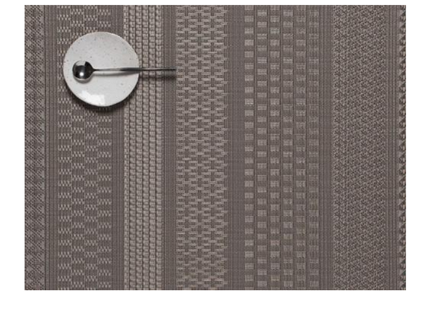 Chilewich Mixed Weave Luxe Placemat