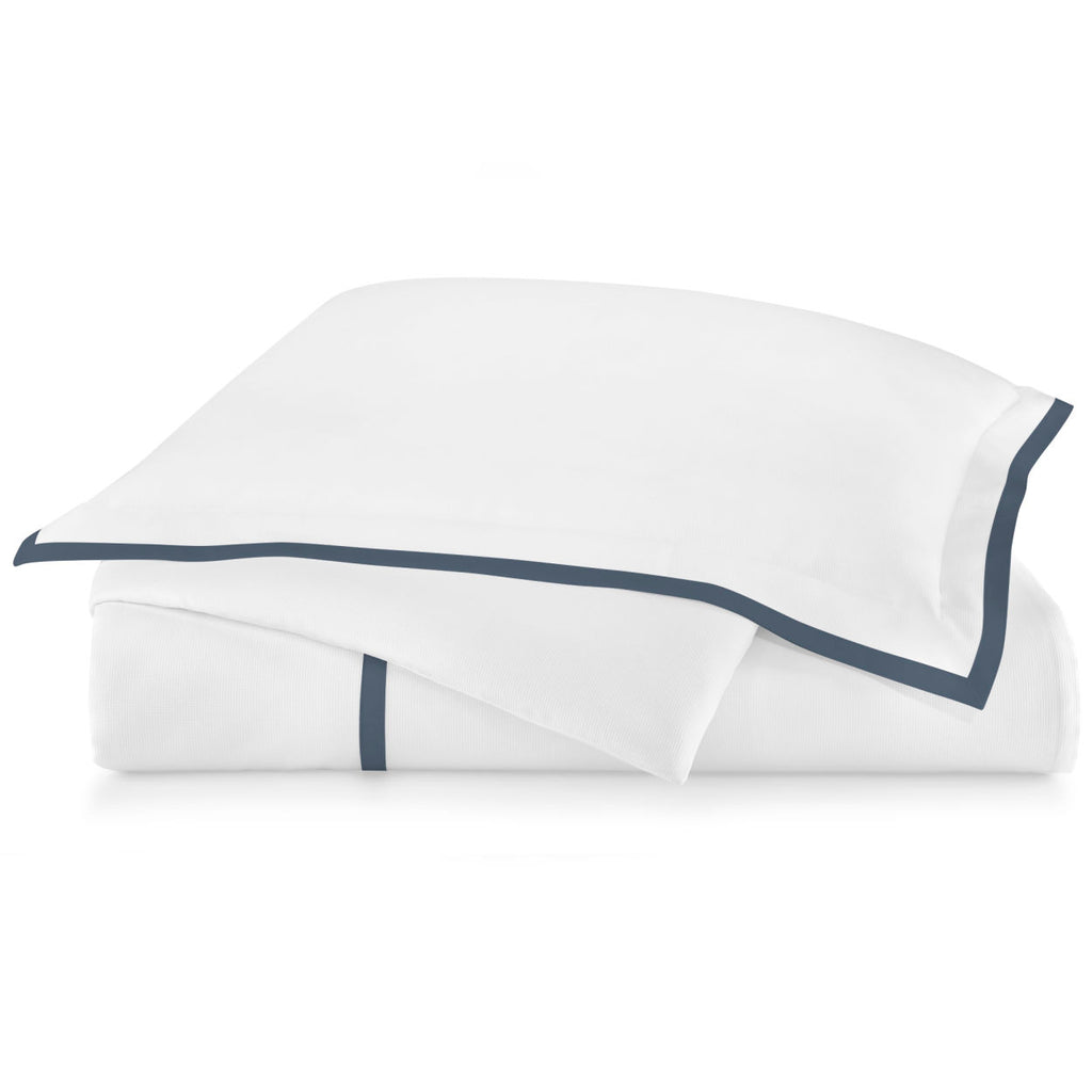 Peacock Alley- Duvet Cover Full/Queen - Pique