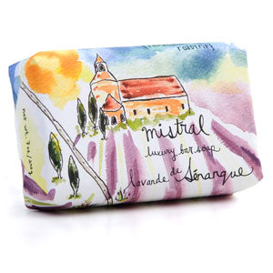 Senanque Lavender Bar Soap