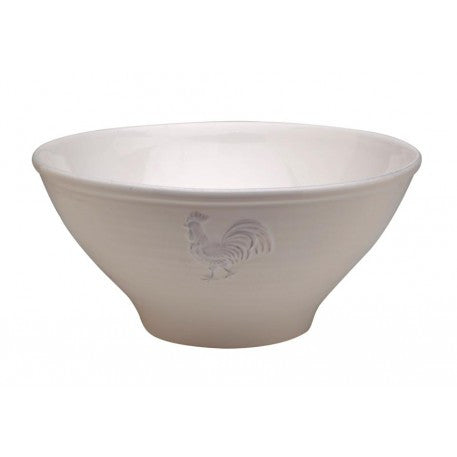 Casafina Provence White Large Serving Bowl