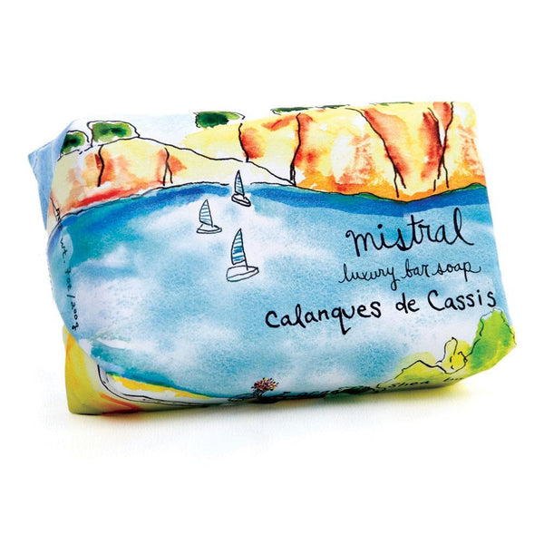Calanques Marine Bar Soap