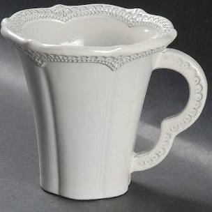 Merletto Antique Mug