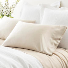 Silken Solid Pillowcases