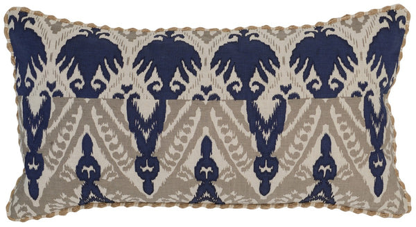 Alamos Indigo Pillow