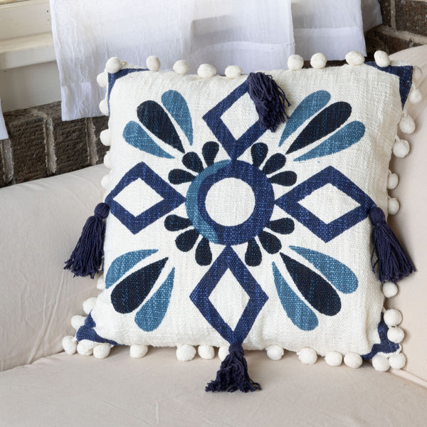 Zocalo Pillow