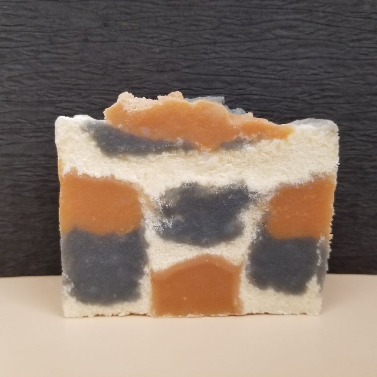 CHECKERED SOAP